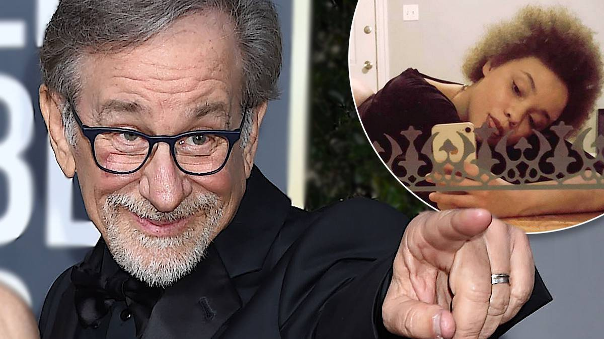 Steven Spielberg – córka gwiazdą porno