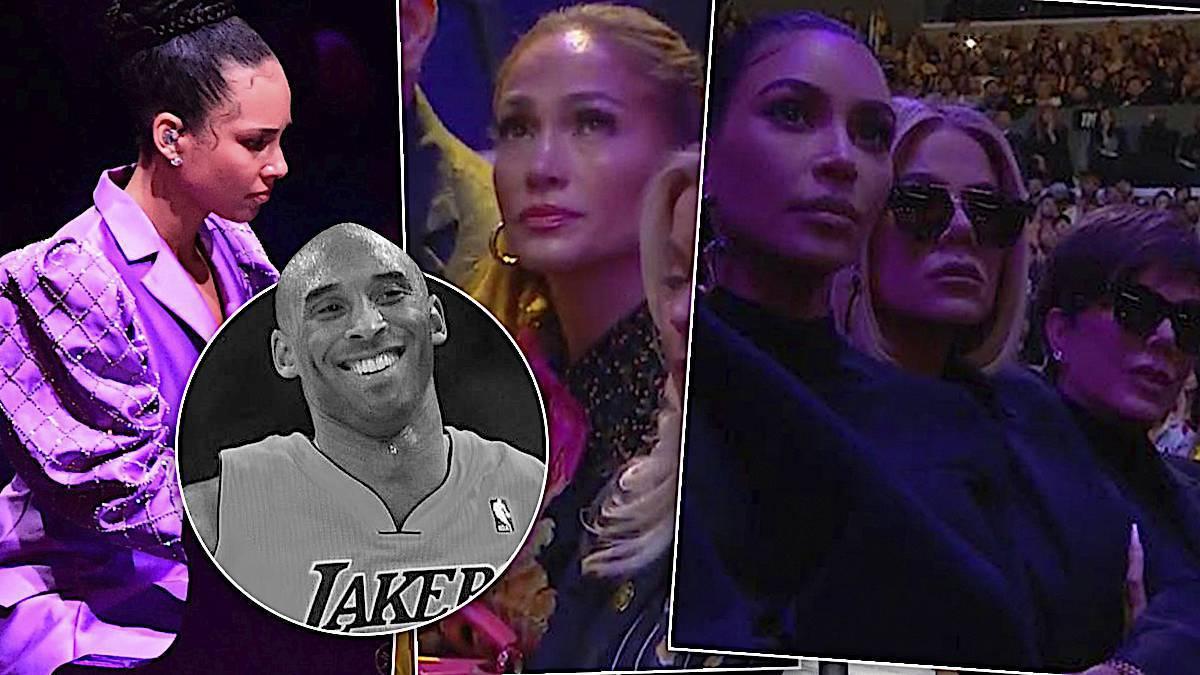 Pogrzeb Kobego Bryanta. Gwiazdy pożegnały koszykarza