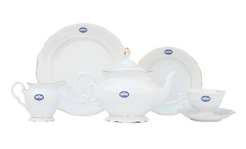 Porcelana Kristoff - serwis zamówiony do Białego Domu