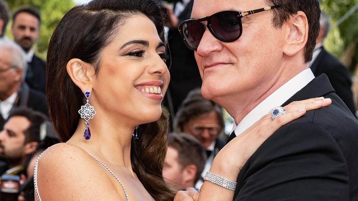 Quentin Tarantino został ojcem
