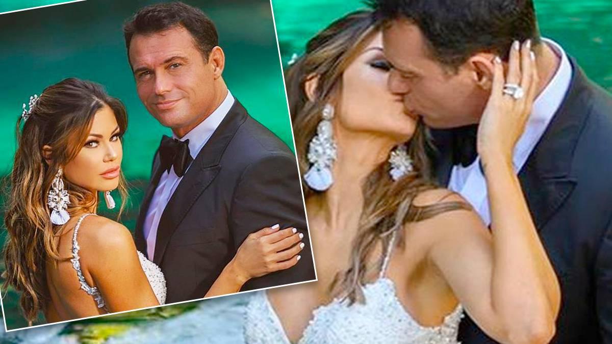 Romain Zago wziął ślub