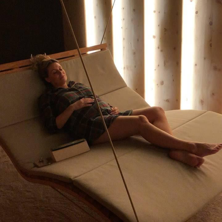 Małgorzata Rozenek z dużym ciążowym brzuszkiem