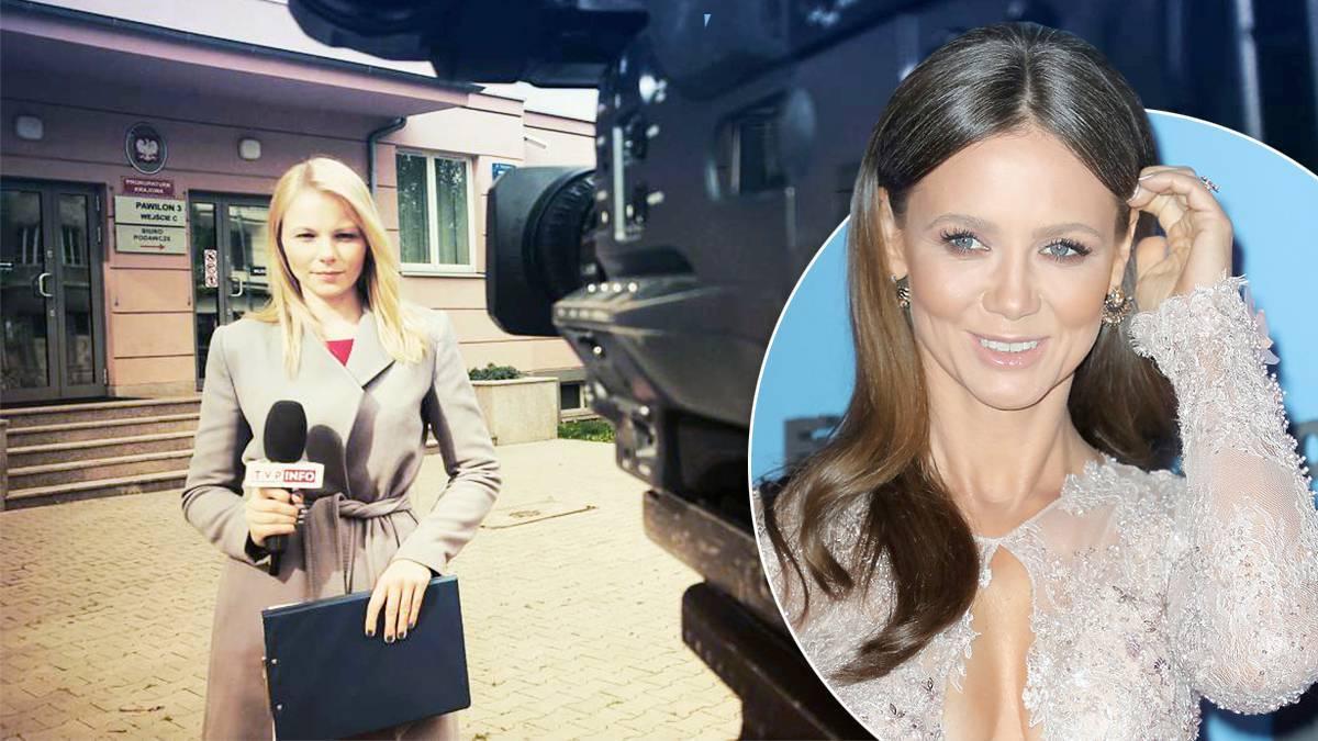 Odeszła z TVP po materiale o Rusin