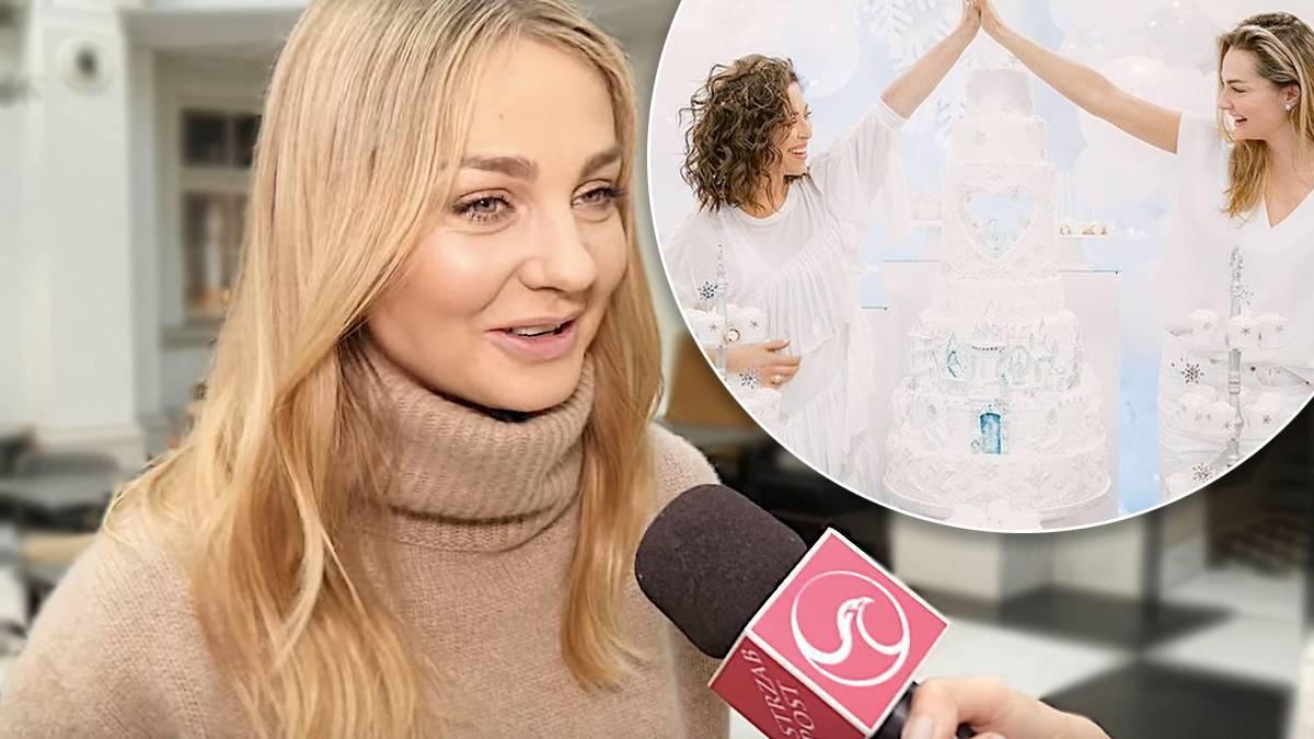 Małgorzata Socha i Natalia Kukulska wyprawiły córkom urodziny