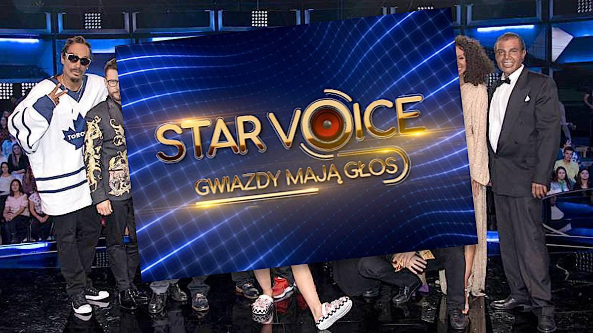 Star Voice. Gwiazdy mają głos: prowadzący