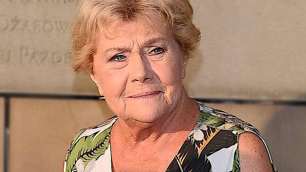 Teresa Lipowska: emerytura