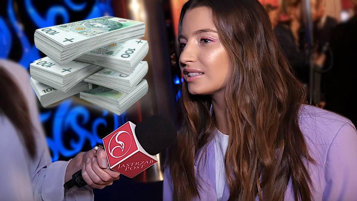 Julia Wieniawa zarobki