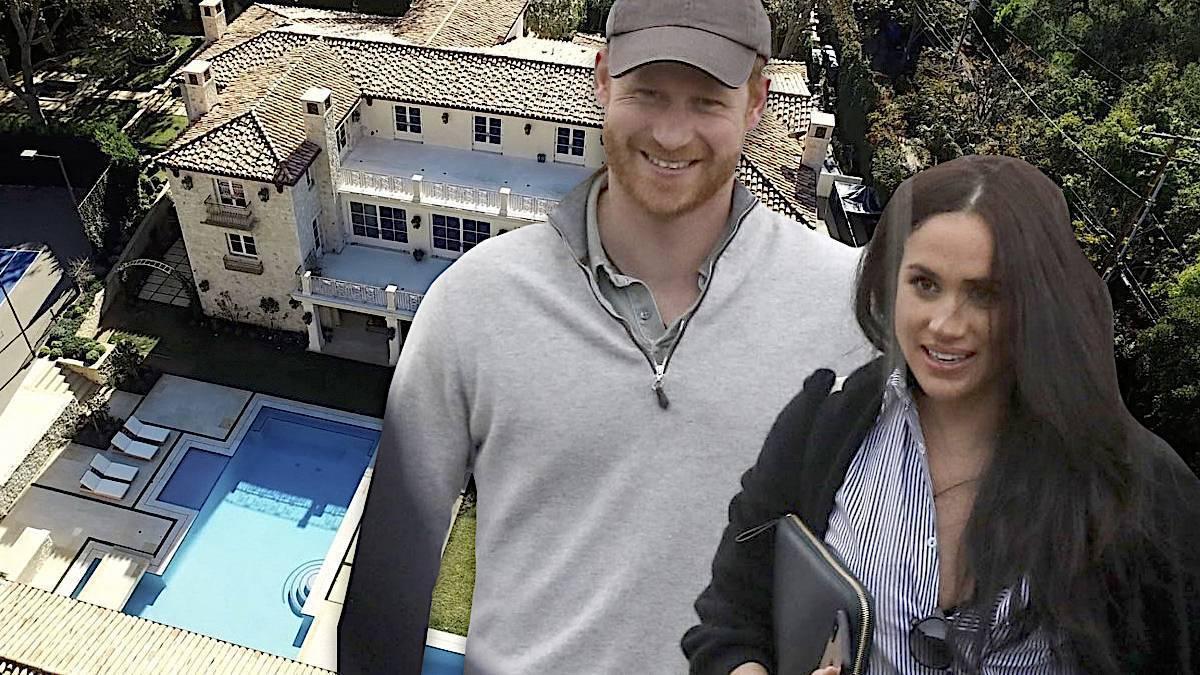 Meghan Markle i książę Harry – dom w Malibu