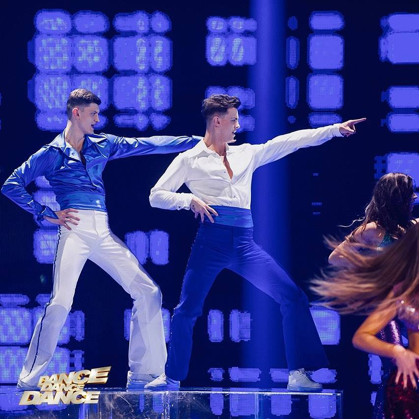 Rafał i Krzysztof Jonkisz - Dance Dance Dance 2