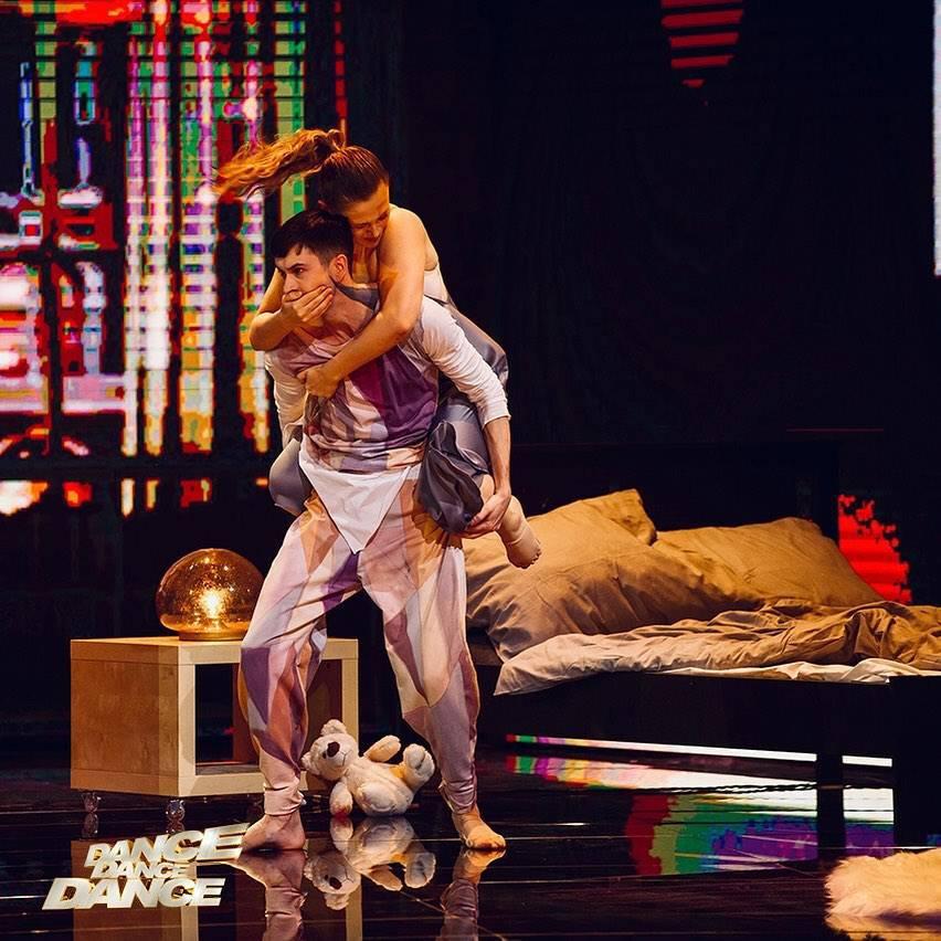 Anna Karczmarczyk i Mateusz Łapka - Dance Dance Dance 2
