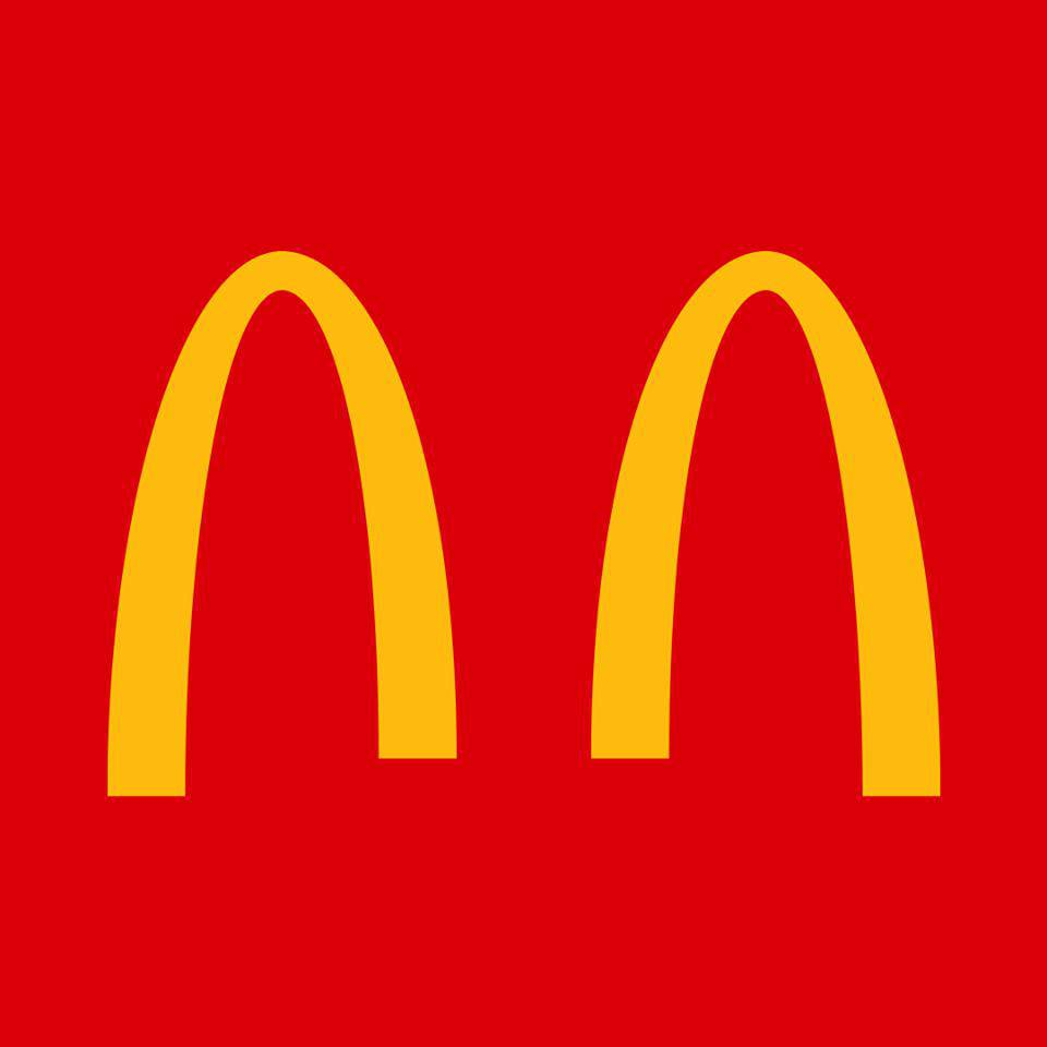 Nowe logo McDonald's