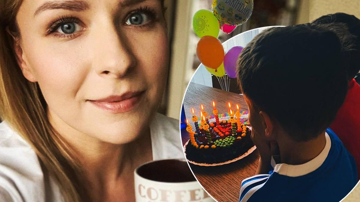 Aneta Zając - przyjęcie urodzinowe dla synów