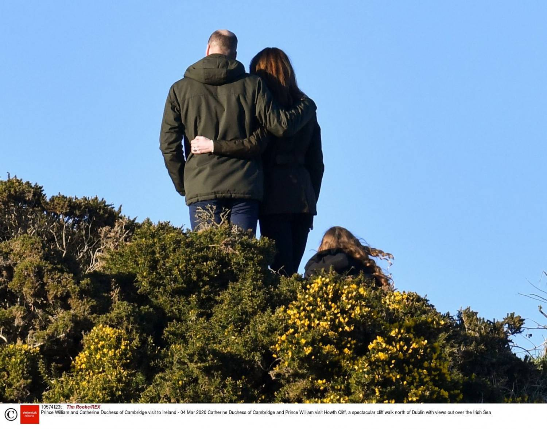 Księżna Kate i książę William z wizytą w Irlandii