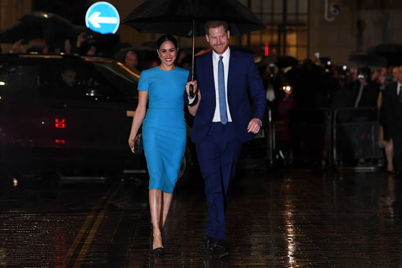 Książę Harry i Meghan Markle publicznie pierwszy raz od czasu odejścia z rodziny królewskiej