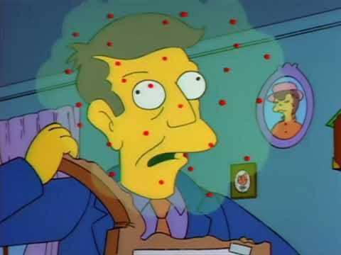 The Simpsons – koronawirus
