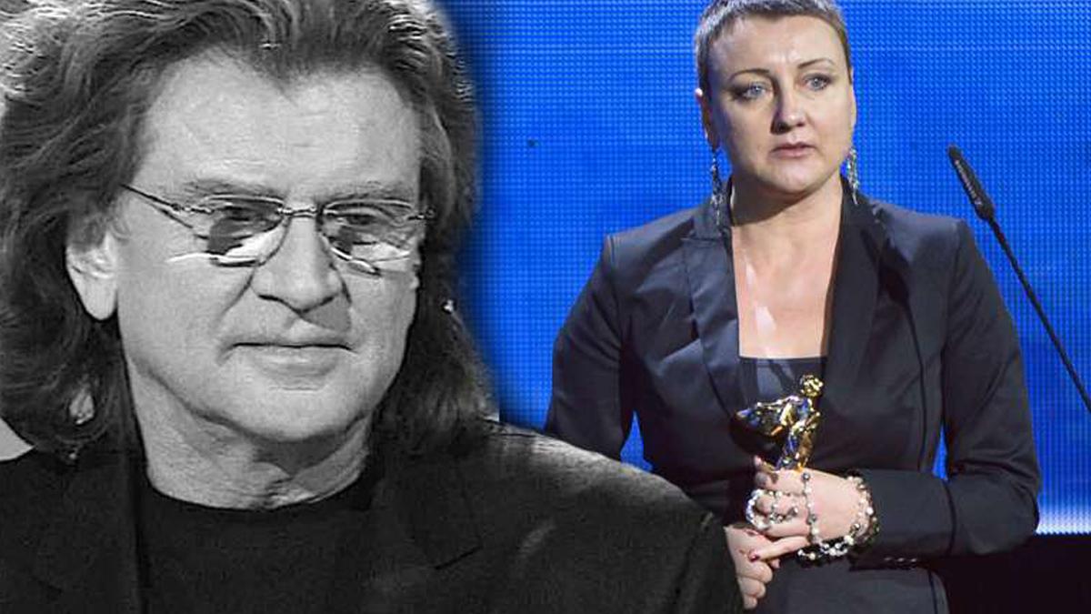 Katarzyna Wodecka i Zbigniew Wodecki