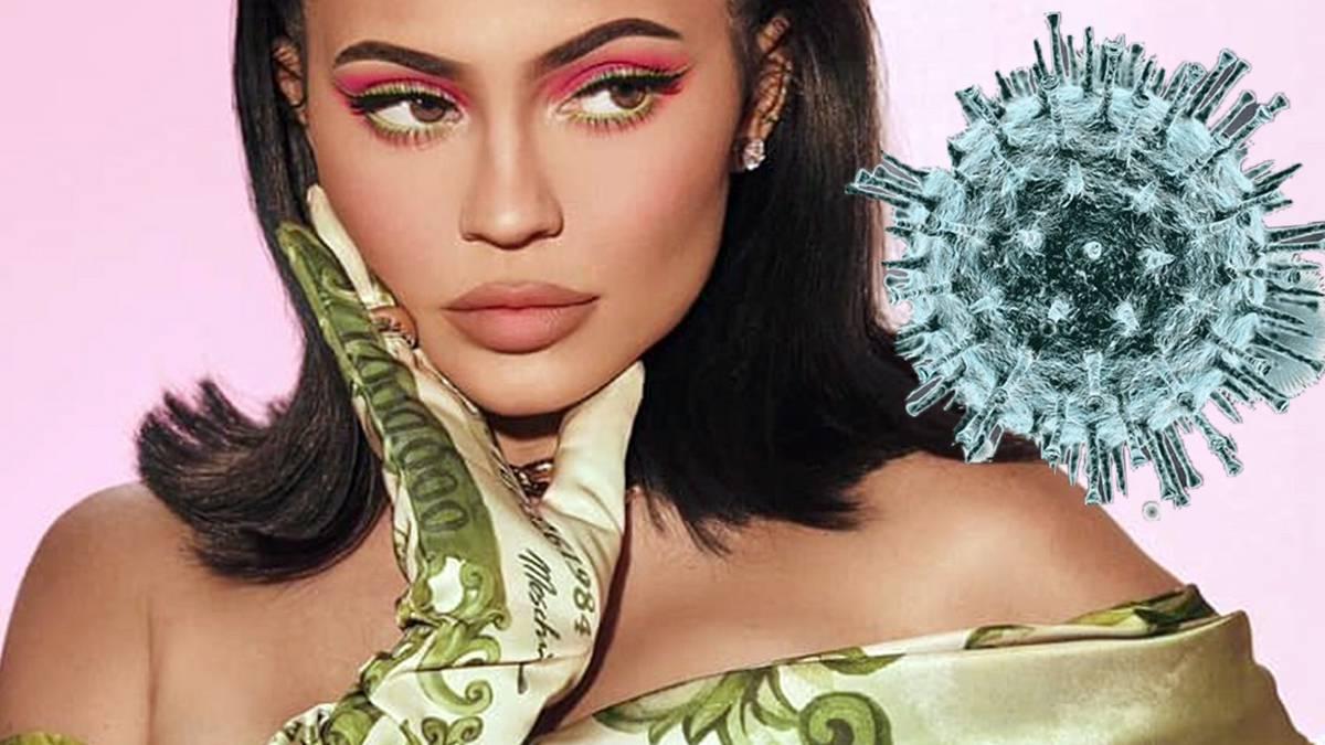 Kylie Jenner chwali się bogactwem