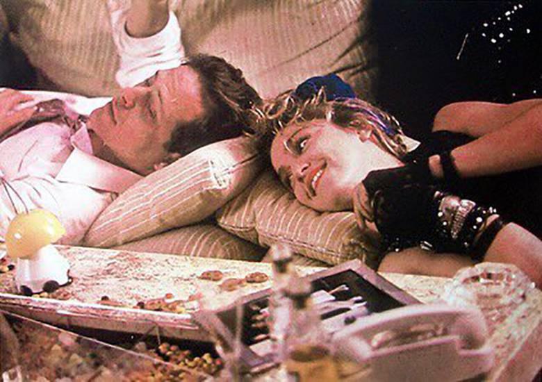 Mark Blum nie żyje. Na zdjęciu z Madonną