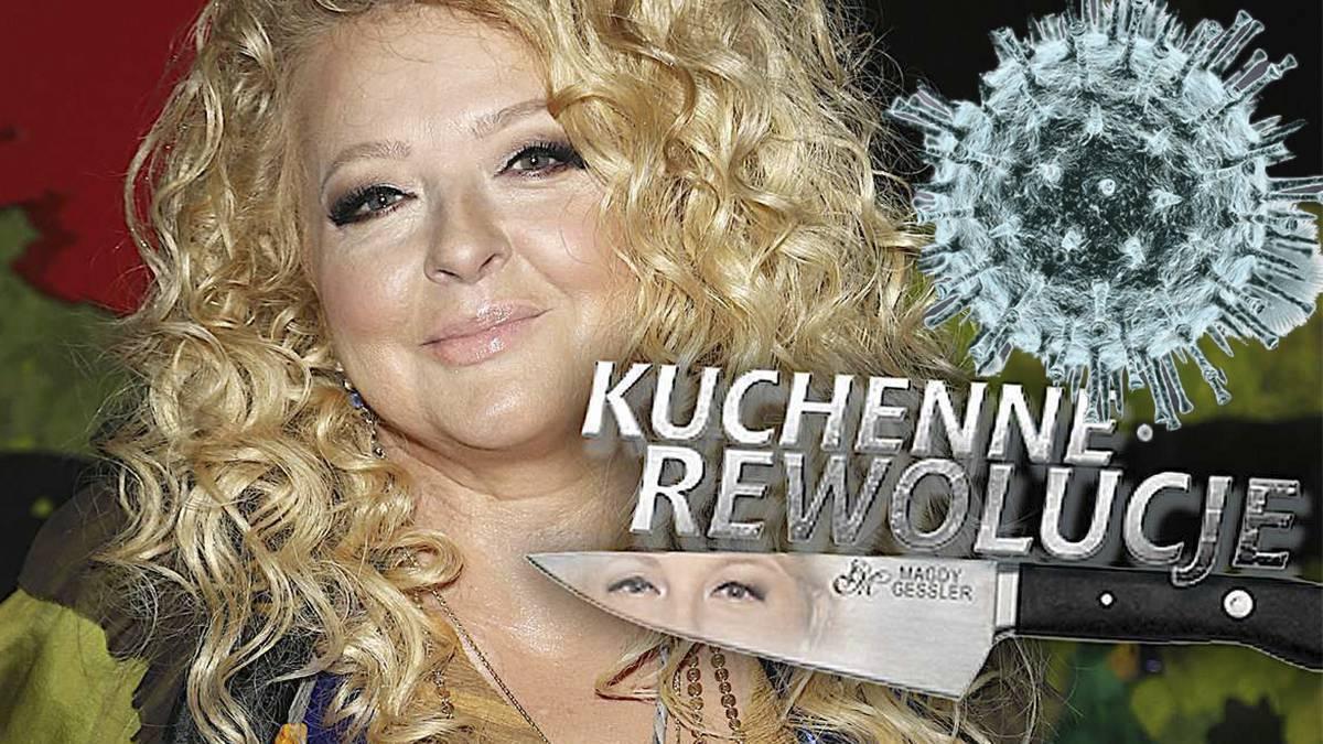 Magda Gessler - Kuchenne rewolucje