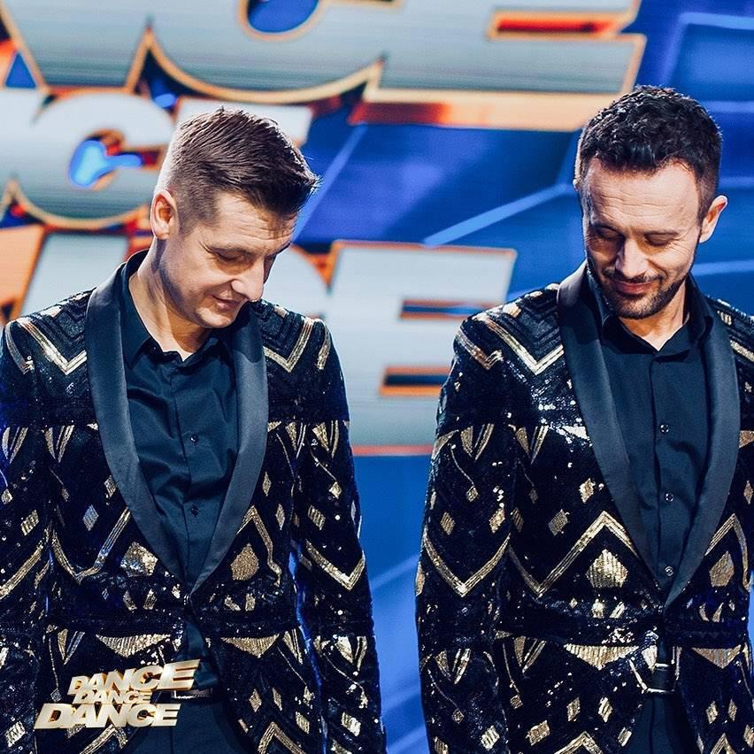 Rafał Mroczek i Przemysław Cypryański - Dance Dance Dance