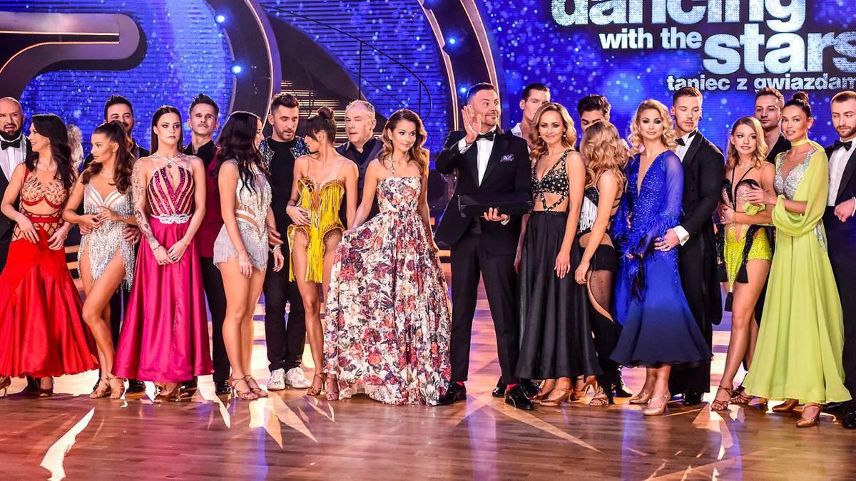 Taniec z gwiazdami 11 - pierwszy odcinek