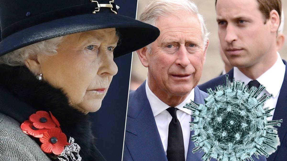 Zamieszanie w rodzinie królewskiej