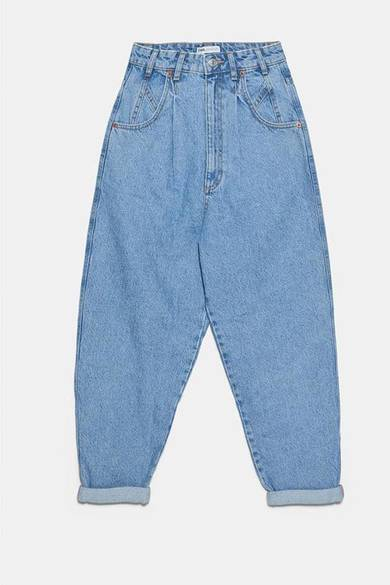 Zara - baloon jeans za 109 złotych
