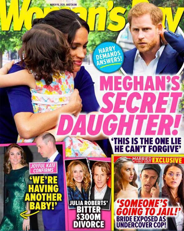 Meghan Markle ma córkę?