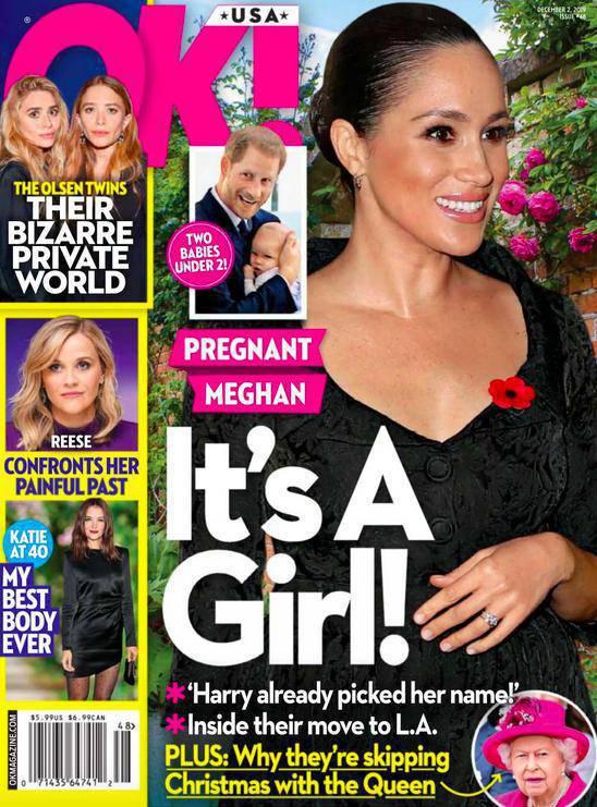 Meghan Markle w drugiej ciąży?