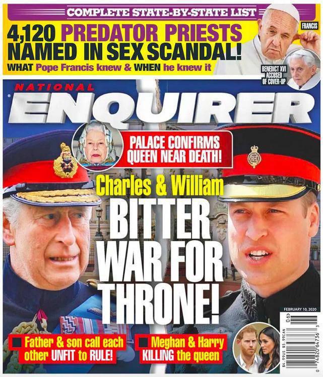 Książę Karol czy książę William? Kto zostanie królem Wielkiej Brytanii?