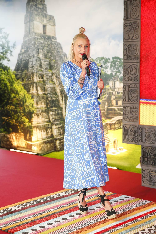 Daria Ładocha - gwiazdy promują Ameryka Express 2020