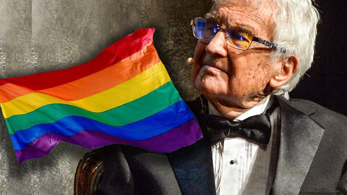 Witold Sadowy jest gejem