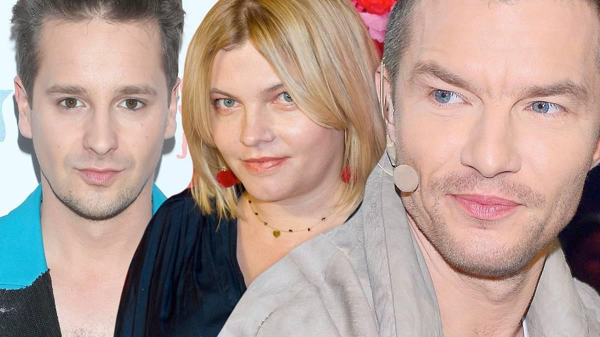 Adam Sztaba, Ania Dąbrowska, Krzysztof Zalewski