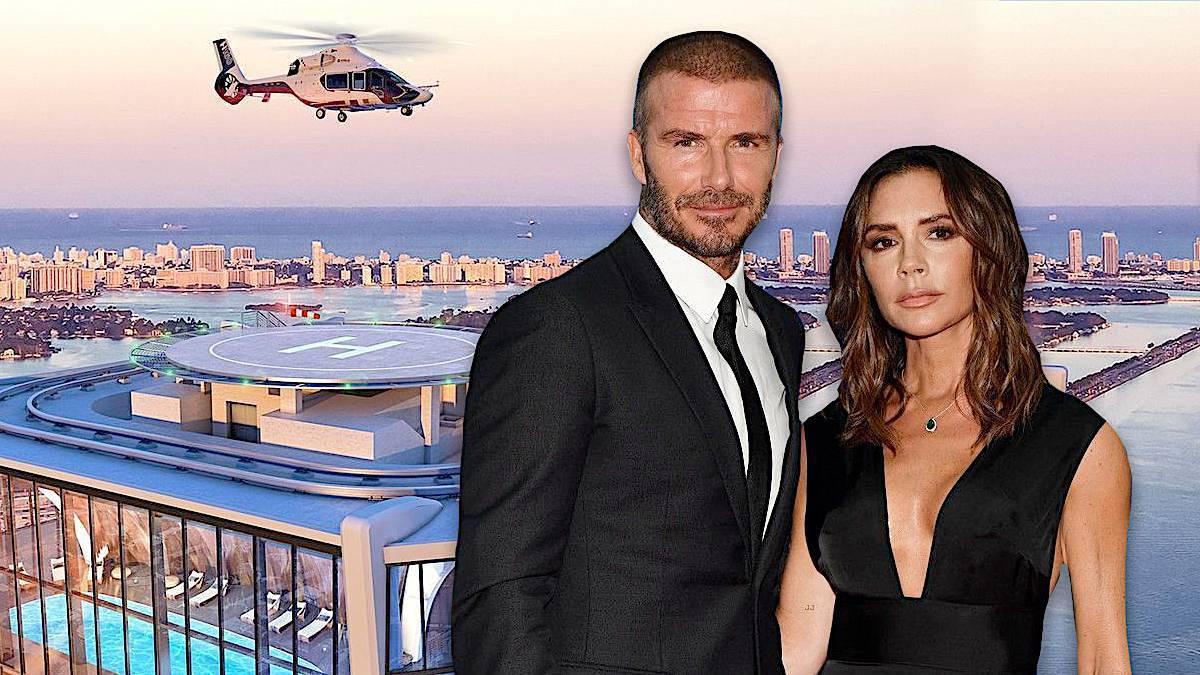 Victoria i David Beckham – nowy apartament