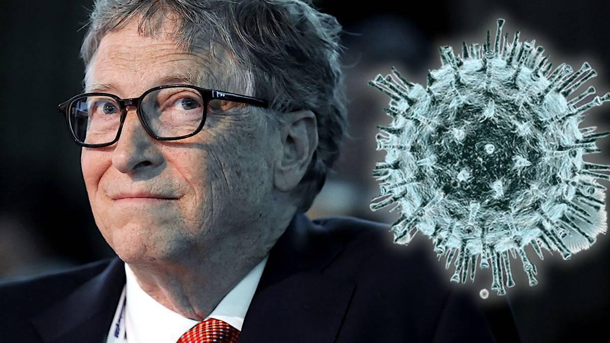 Bill Gates koronawirus