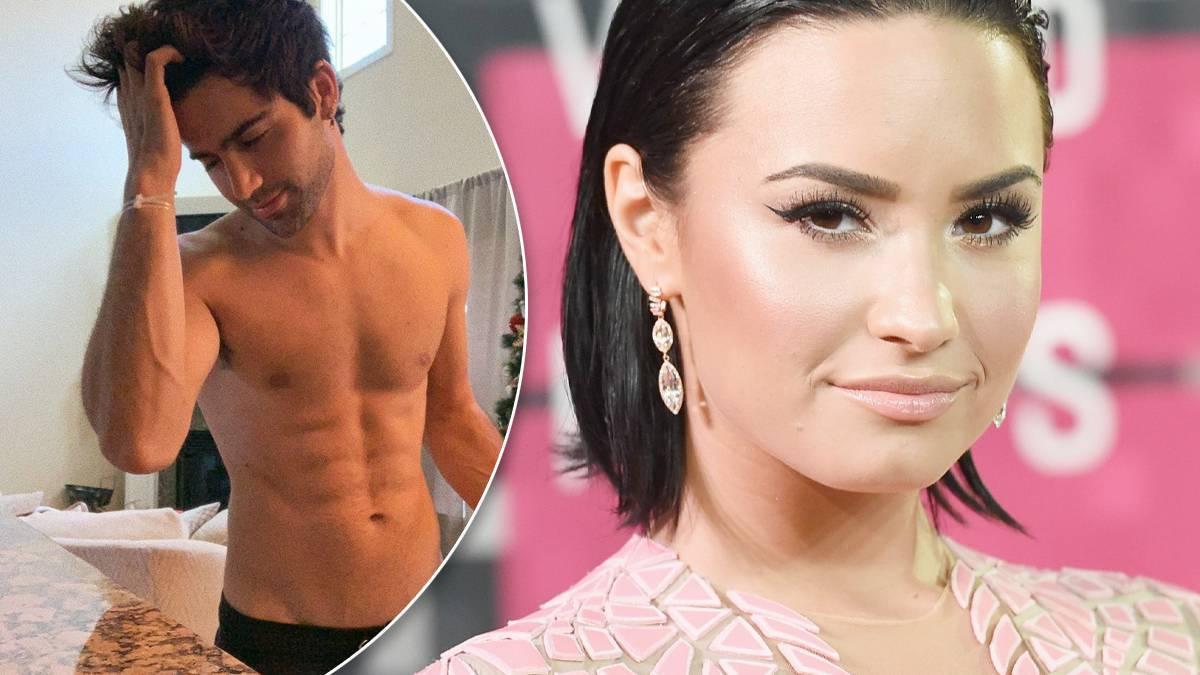 Demi Lovato i Max Ehrich