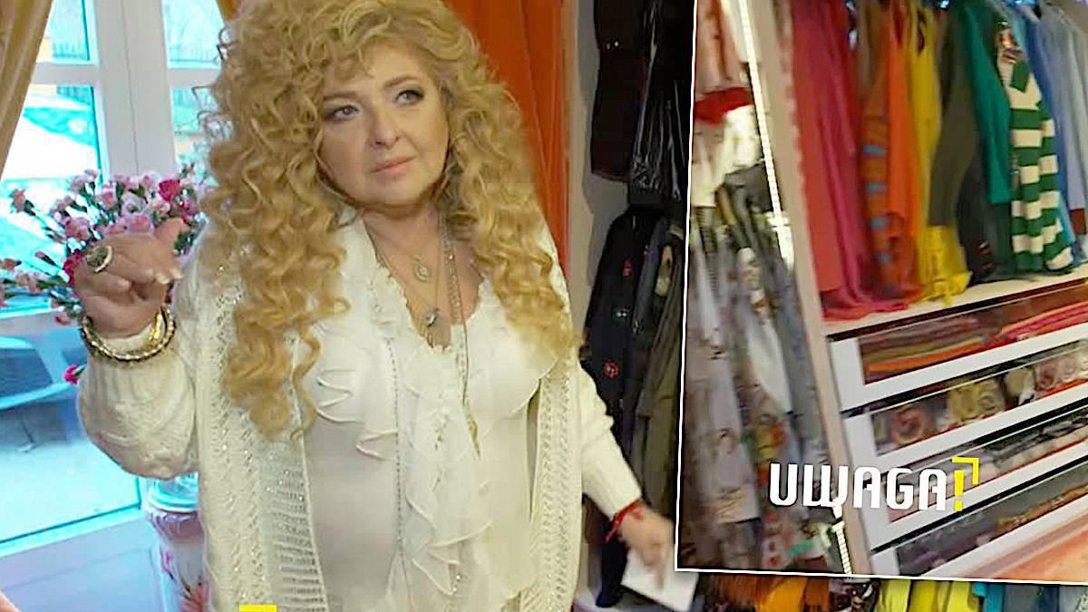 Magda Gessler garderoba