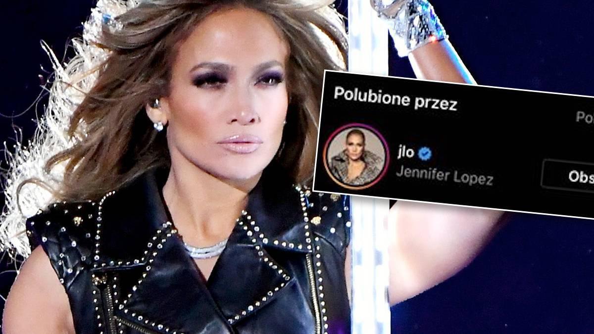Jennifer Lopez polubiła występ polskiej gwiazdy