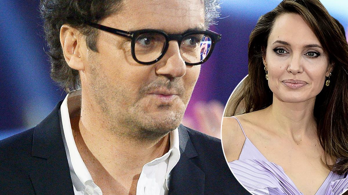 Kuba Wojewódzki i Angelina Jolie