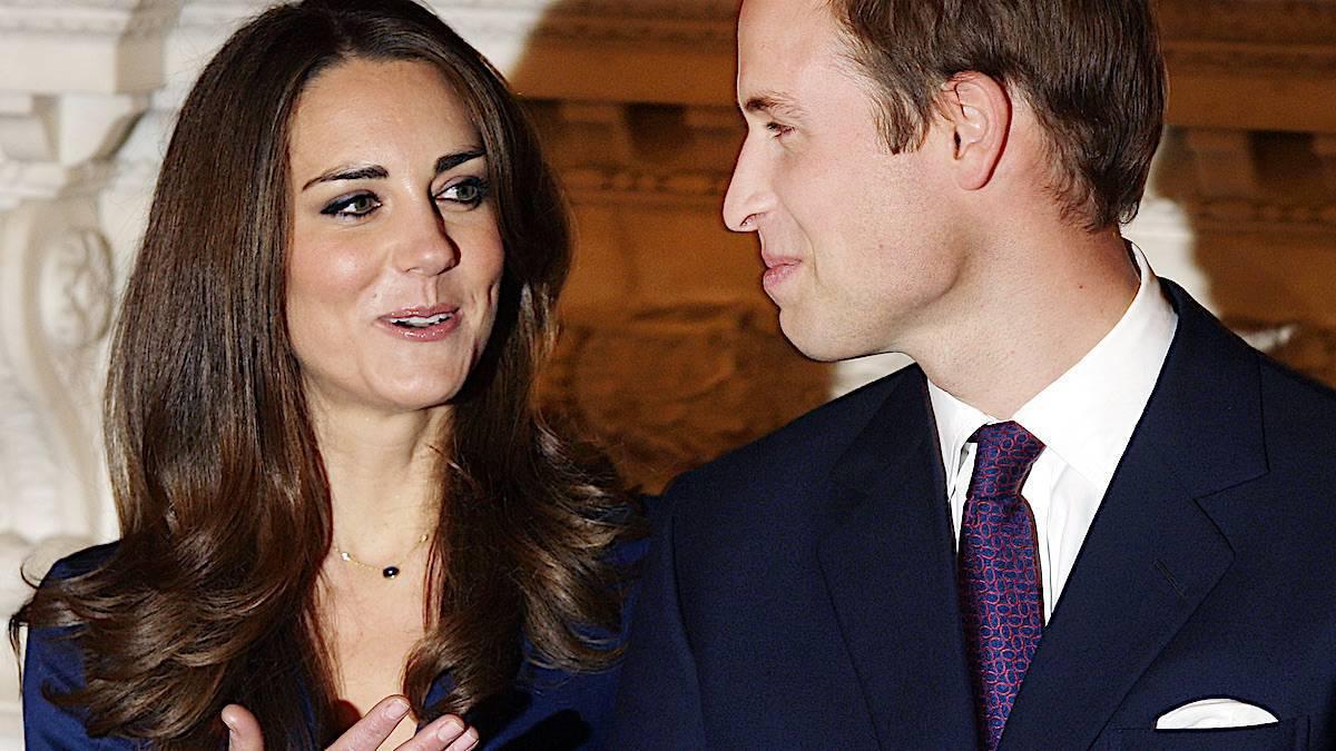 Księżna Kate i książę William – zaręczyny