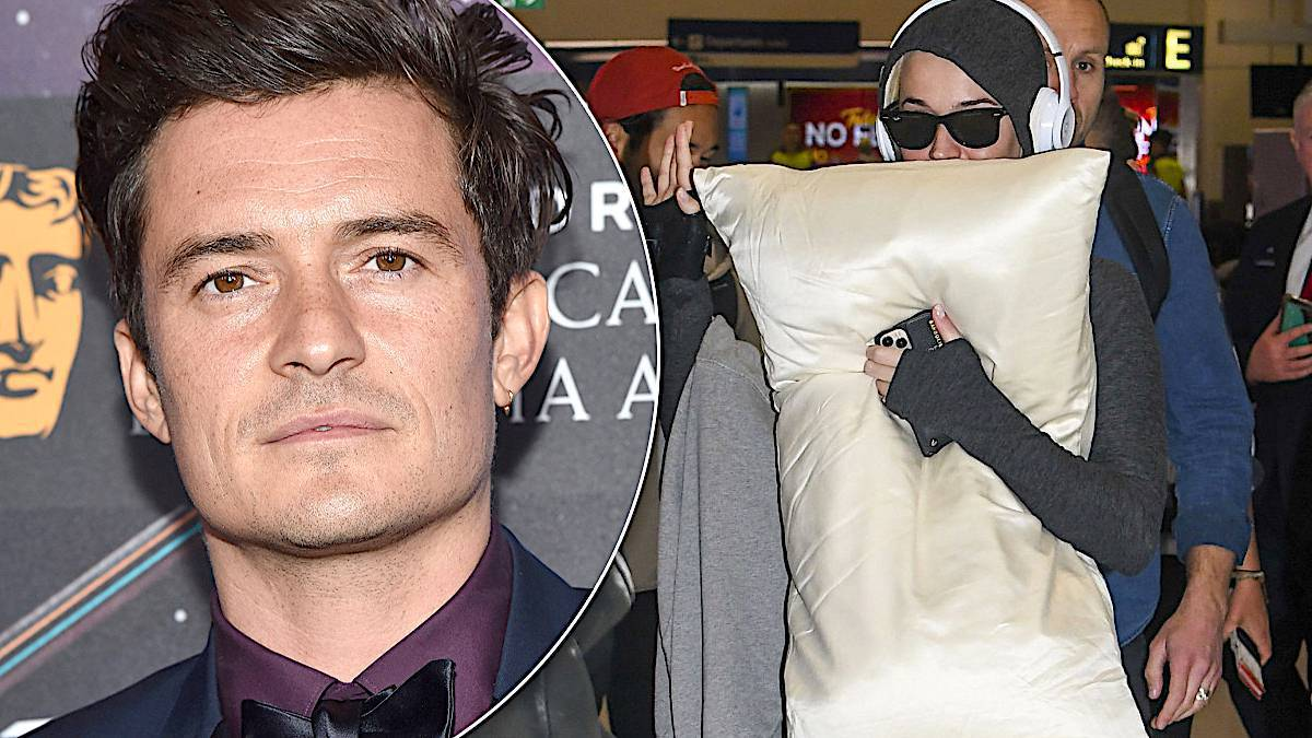 Katy Perry i Orlando Bloom – koronawirus