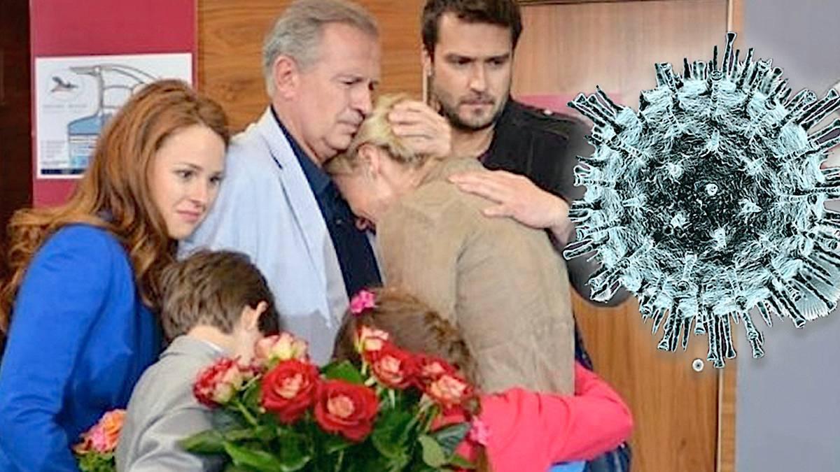 Seriale znikają z telewizji przed koronawirusa