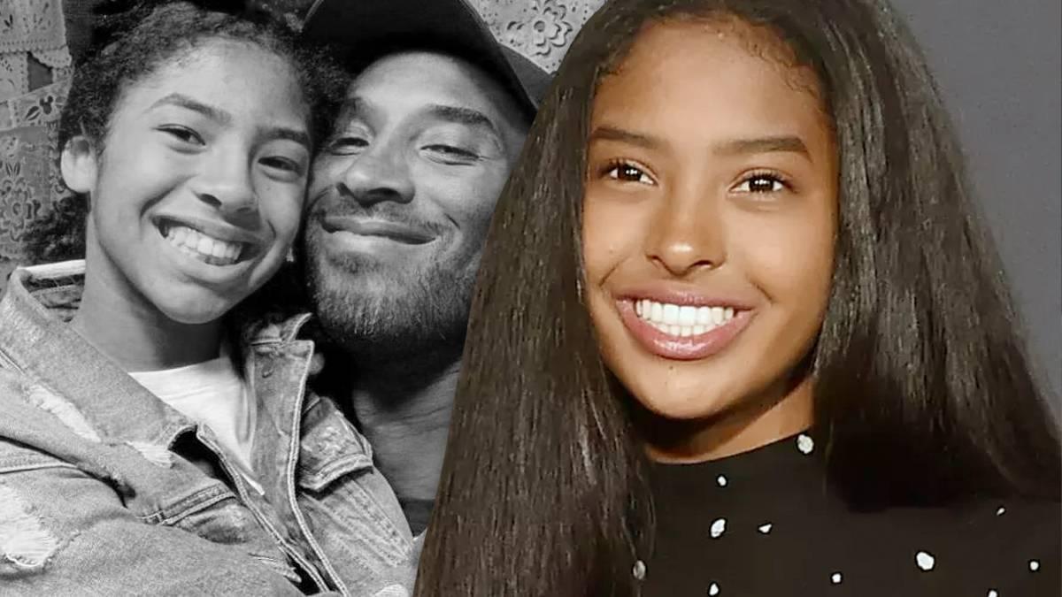 Natalia Bryant, hołd dla córki i ojca