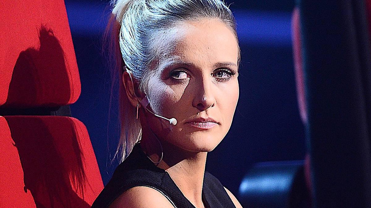 Patrycja Markowska w The Voice of Poland