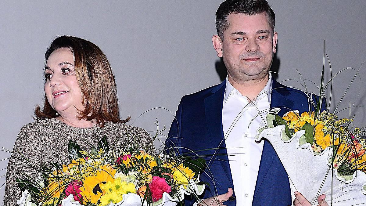 Danuta i Zenek Martyniuk