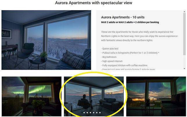 materiały prasowe Aurora Apartments