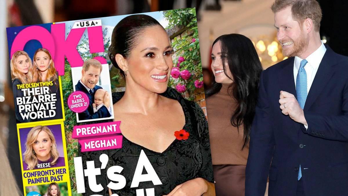 Meghan Markle w ciąży?