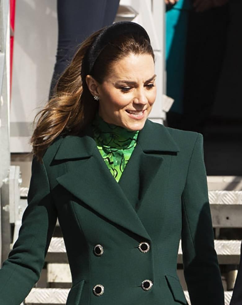 Księżna Kate z wizytą w Irlandii