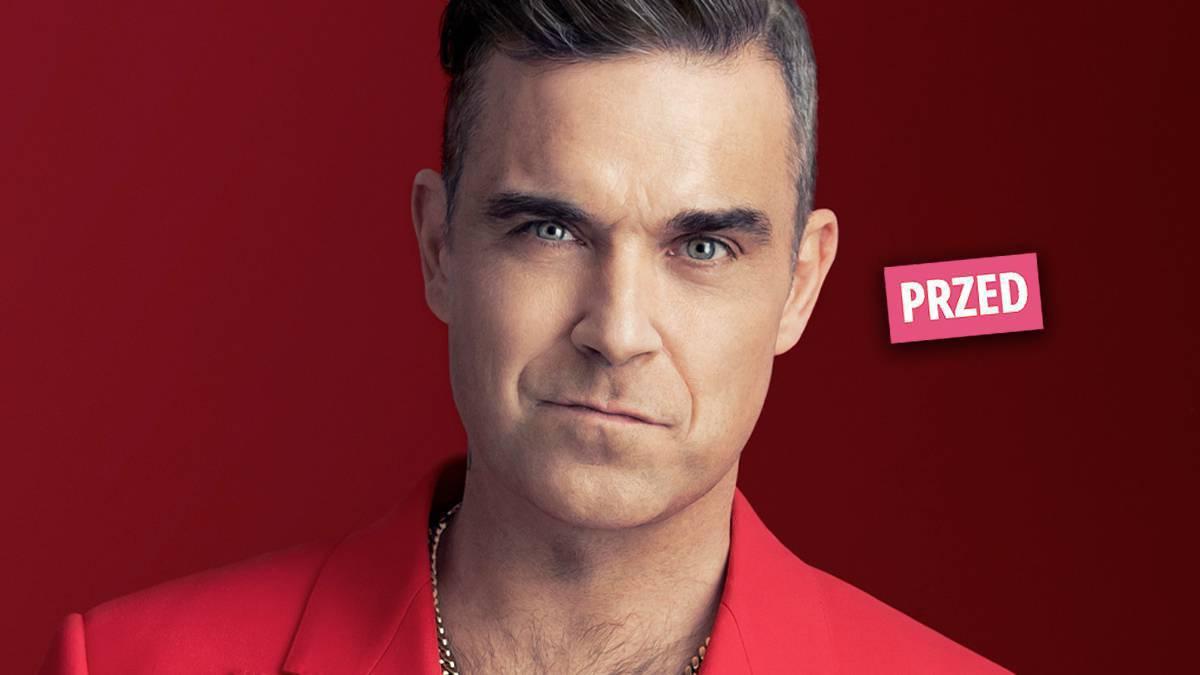 Robbie Williams – nowa fryzura