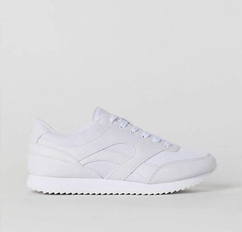 Białe sneakersy za 69,90